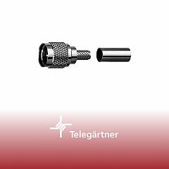 Mini-UHF Kabelstecker Crimp