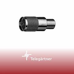 UHF-Kabelstecker