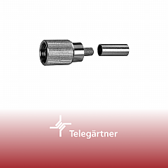 1.6/5.6 Kabelstecker Crimp